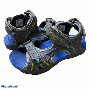 Merrell Panther Boys Sandals MC53337 size 12M